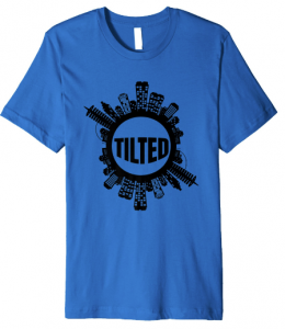tilted towers fortnite shirt