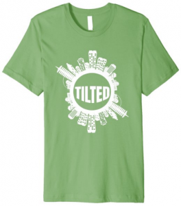 tilted towers tee for fortnite players who win