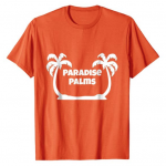 paradise palms fortnite shirt with palm trees